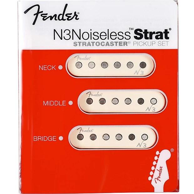 Fender N3 Pickup Wiring Diagram