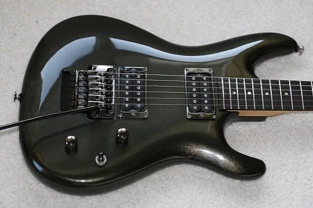 Ibanez Js Joe Satriani Js Black Pearl