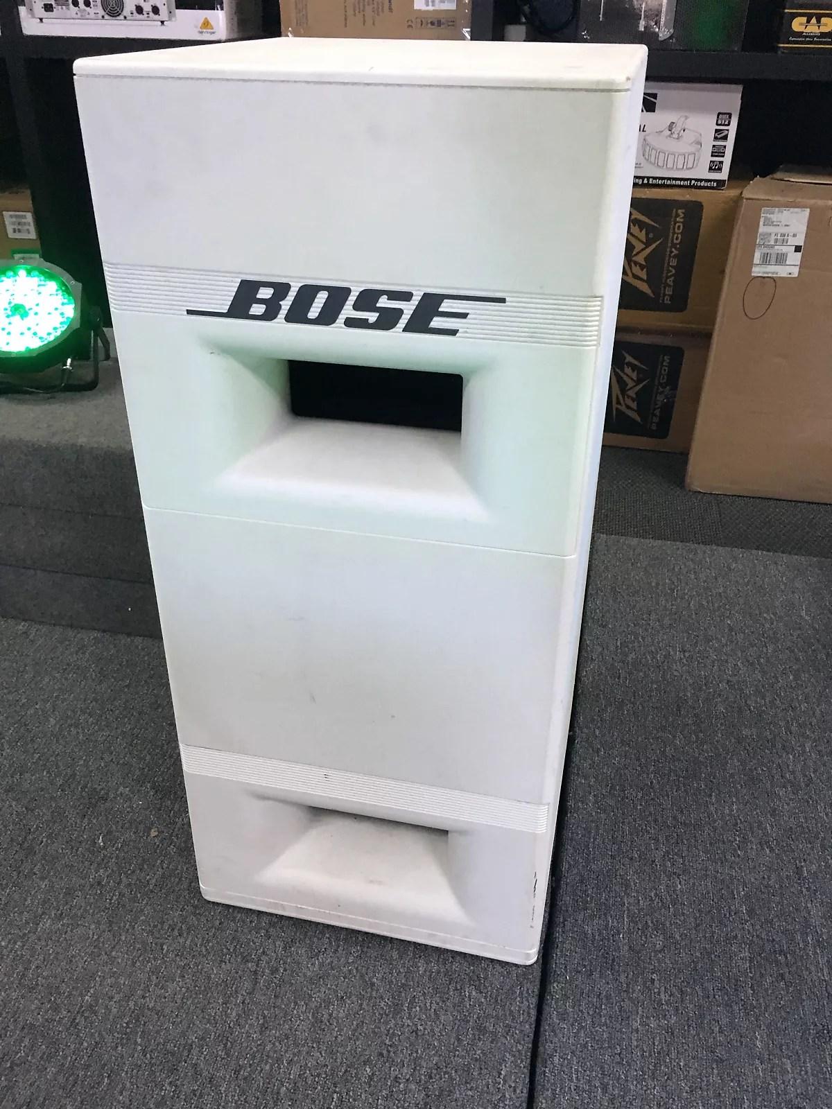 used bose 502a 502b