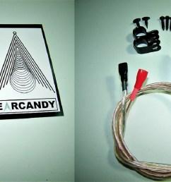 earcandy mil spec 1x12 1x10 1x15 guitar amp speaker cab cabinet wiring harness 1 4 pair no soldering [ 1600 x 635 Pixel ]