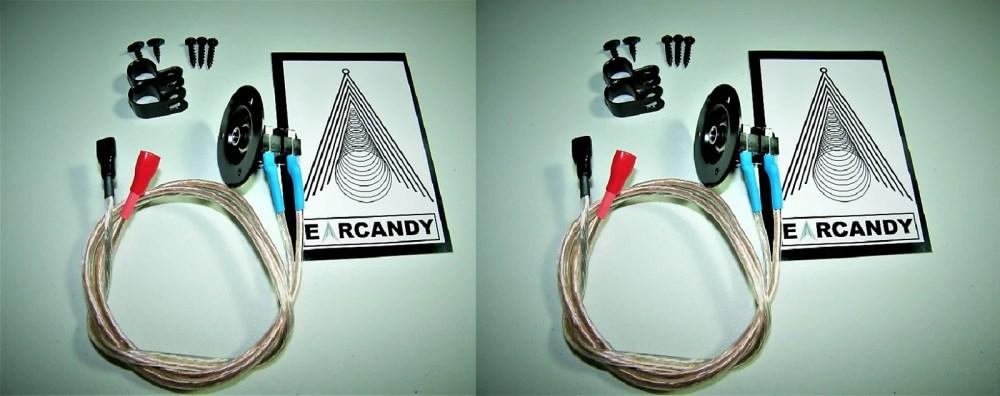 medium resolution of earcandy mil spec 1x12 1x10 1x15 guitar amp speaker cab cabinet wiring harness 1 4 pair no soldering