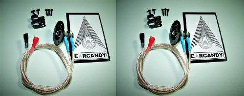 small resolution of earcandy mil spec 1x12 1x10 1x15 guitar amp speaker cab cabinet wiring harness 1 4 pair no soldering