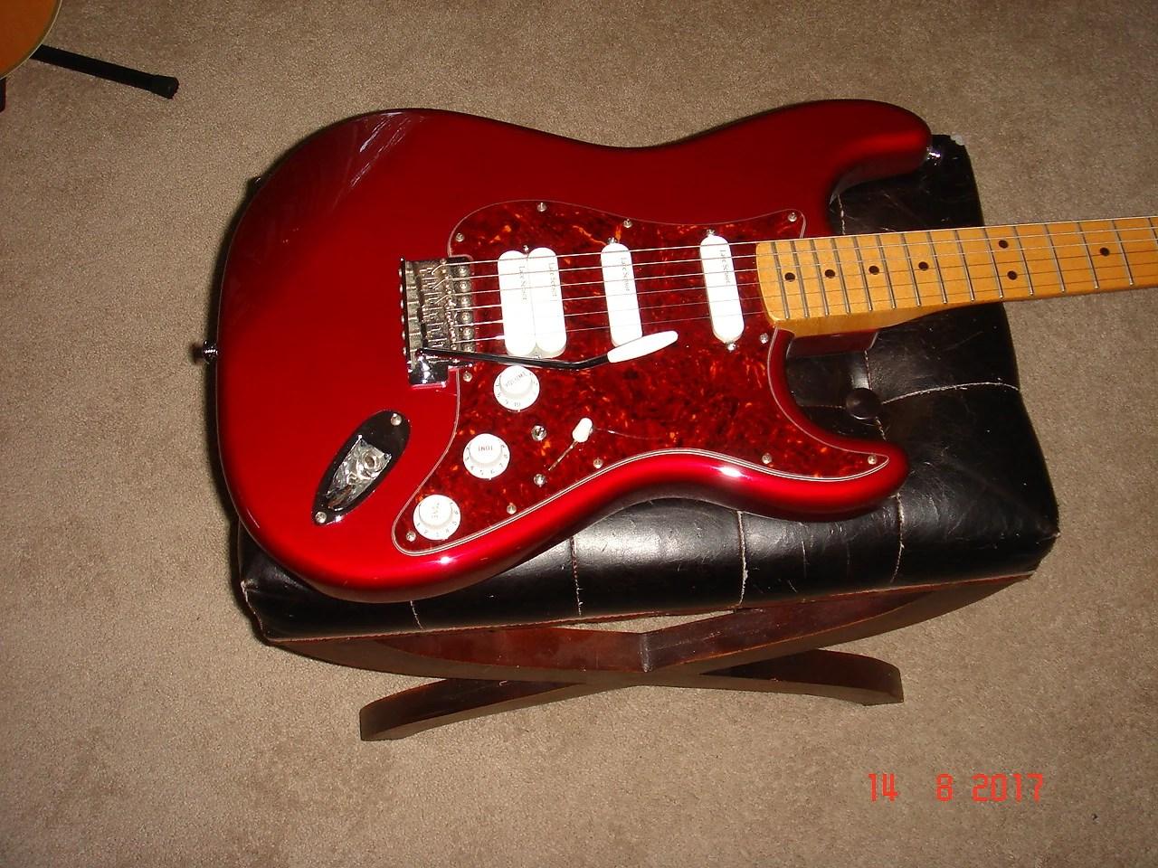 hight resolution of https reverb com item 22677181 fender stratocaster with gold lace sensor pickups