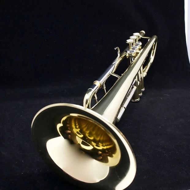 Re Lacquer Trumpet