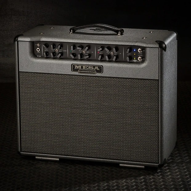 MESABoogie Triple Crown TC50 1x12 Combo  Custom Silver  Reverb