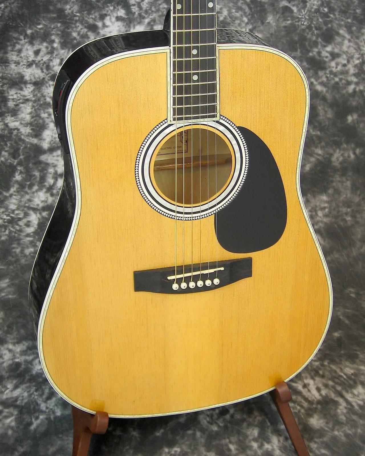 Esteban Guitar : esteban, guitar, Esteban, American, Legacy, AL-100, Acoustic-electric, Guitar