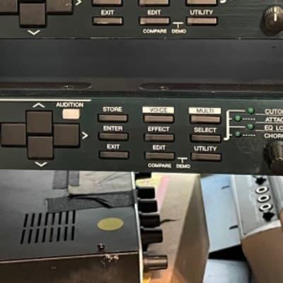 yamaha motif rack xs sound programming