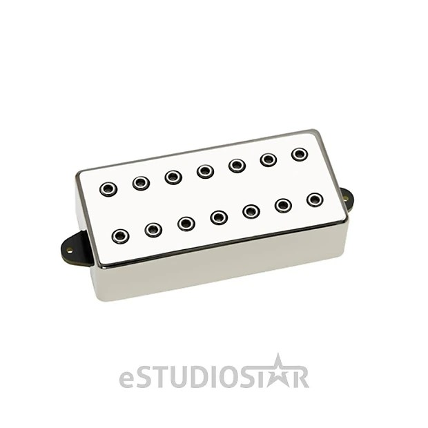 DiMarzio DP711 Ionizer 7-String Bridge Humbucker Pickup