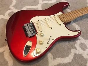 1986 Fender Stratocaster Japan  Lace Sensor | Reverb