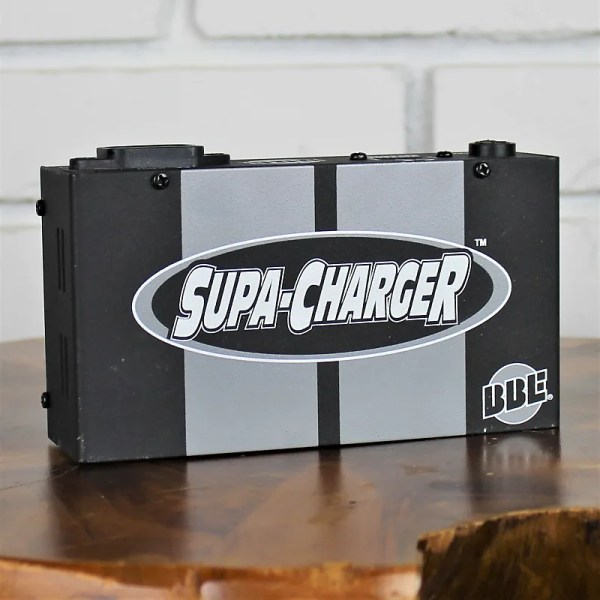 Bbe Supa Charger Fully Isolated Pedalboard Power Suppy With Reverb