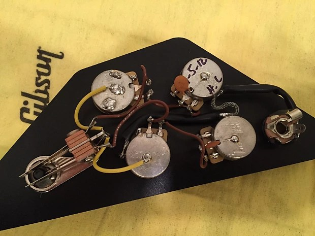 Gibson Wiring Harness