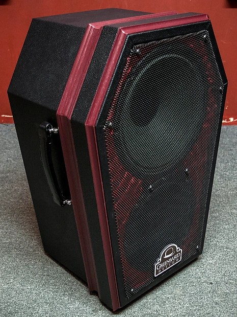 Greenbased Guitar Coffin Cabinet 12  10  Reverb