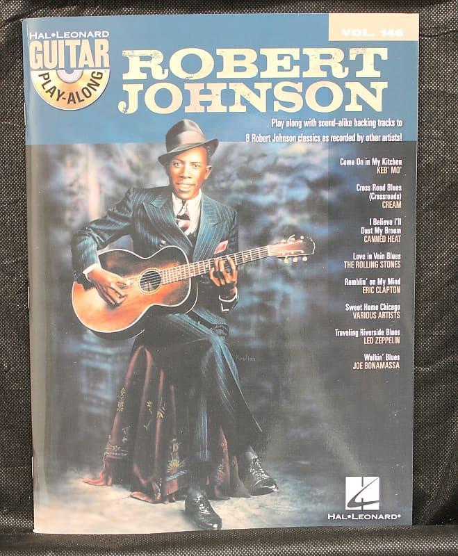 Il y a un seul instrument: Robert Johnson Guitar Play Along Volume 146 Guitar Tab Reverb