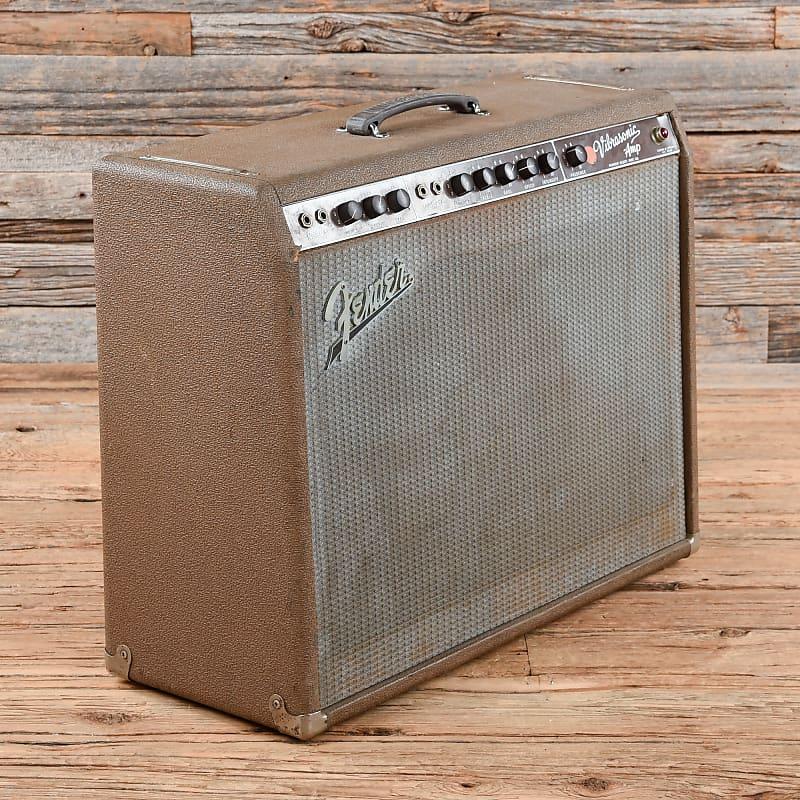 Fender Vibrasonic Amp 50w 1x15 Combo S