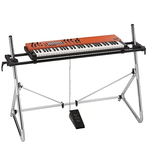 Vox Continental 61-Key Performance Organ with Stand and