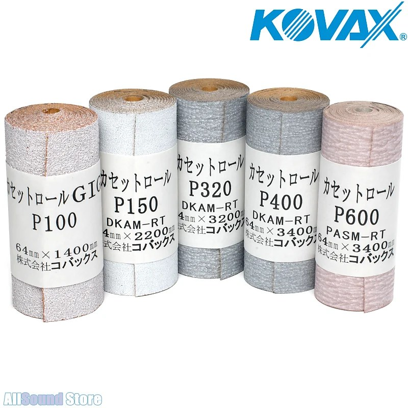 Self Adhesive Sandpaper