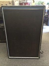 Acoustic 404 6x12 Unloaded Speaker Cabinet w/ Casters 1970 ...