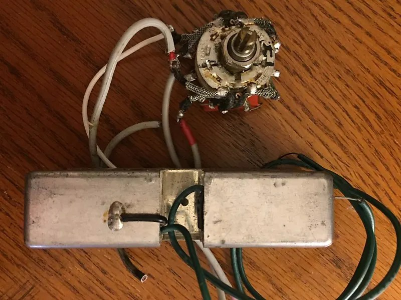 Vintage Gibson Wiring Harness