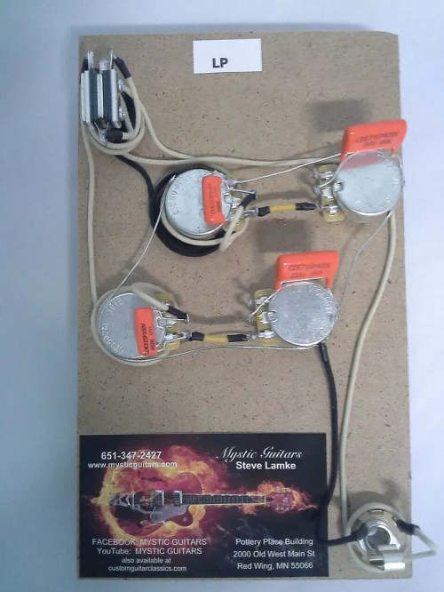 small resolution of guitar wiring harnes