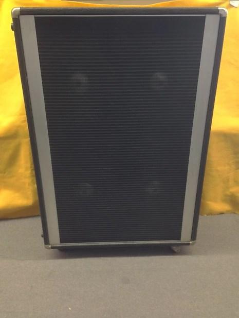 Peavey 412M 4x12 GuitarBass Speaker Cabinet 2 Ohms  Reverb