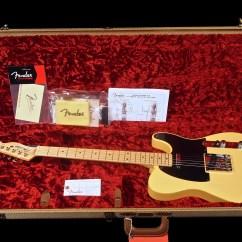 Strat Wiring Diagram Master Tone Dorman 4 Pin Relay 2017 Fender Telecaster 1952 American Vintage 52 Avri Tele Butterscotch Blonde