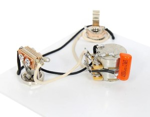 Fender Cabronita Tele 3 Way Wiring Harness With Concentric | Reverb
