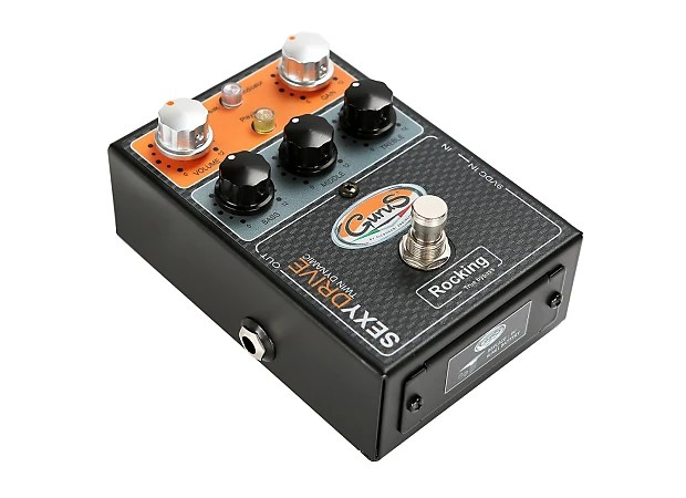 Class A Boost Preamp Guitar Pedal Effects New Perfect Circuit Image
