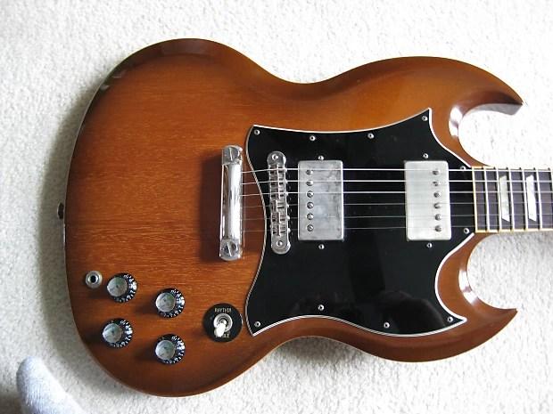 gibson sg standard 2005