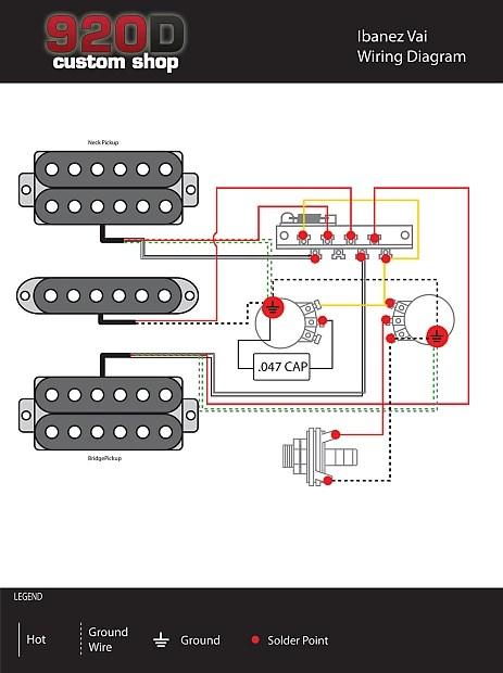 Pickup Wiring Ibanez Evolution Pickup Circuit Diagrams