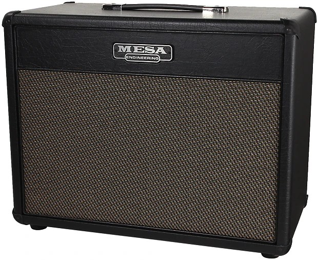 Mesa Boogie 1x12 Lone Star 23 Cab  BlackGold Grill  Reverb