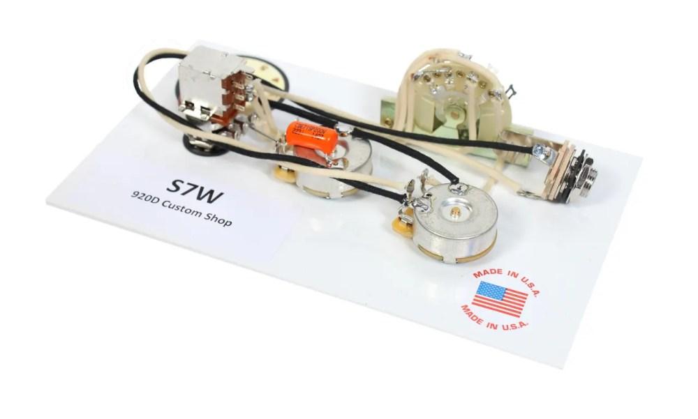 medium resolution of stratocaster wiring harnes