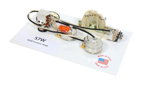 small resolution of stratocaster wiring harnes