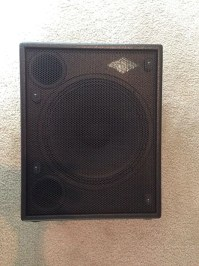 Matrix Q12a Active Powered FRFR Speaker Cab