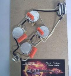 guitar wiring harnes [ 768 x 1024 Pixel ]