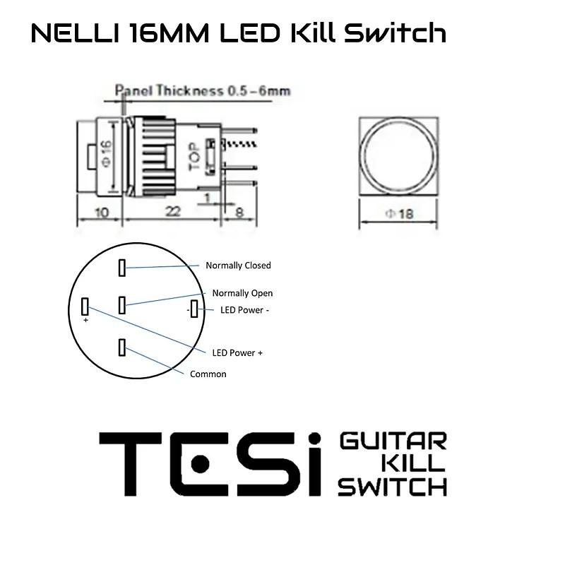 Guitar Killswitch Wiring Diagram Database