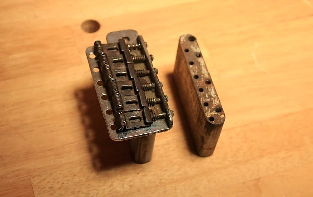 fender stratocaster 1960 bridge