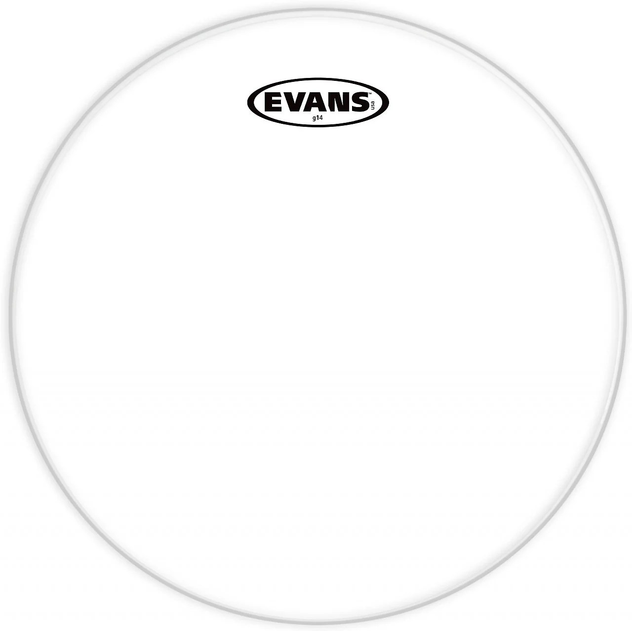 Evans B08g14 G14 Coated Drum Head