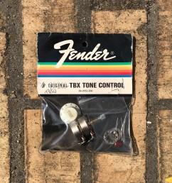 fender tbx tone control set vintage 0992052000 for stratocaster or tele  [ 1600 x 1600 Pixel ]