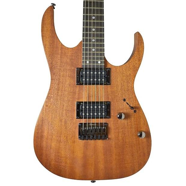 Ibanez Rg Series Rg421 6 String Electric Guitar Mahogany