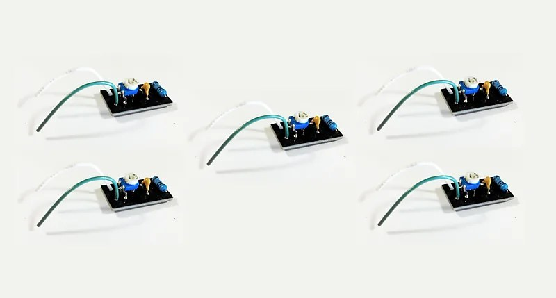 EHS Adjustable Treble Bleed Circuit 5 Pack for Suhr