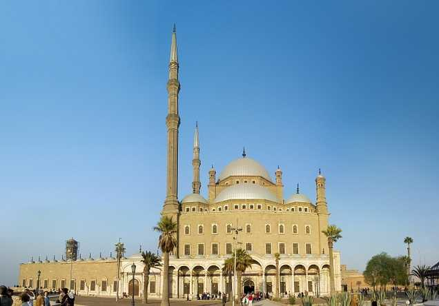 1-Day Tour to Citadel, Coptic and Islamic Cairo