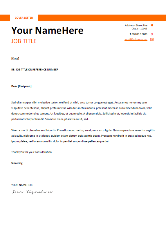 Resume Template Docx 14 Mr By Vichet Cvdocx