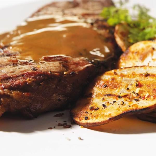 Beurre Noisette Steak