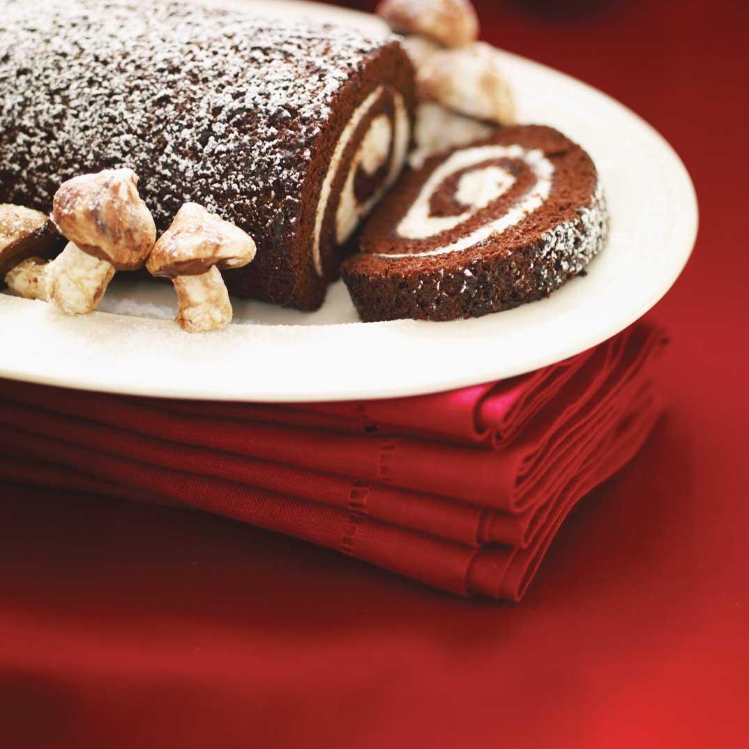 Cuisine Buche De Noel
