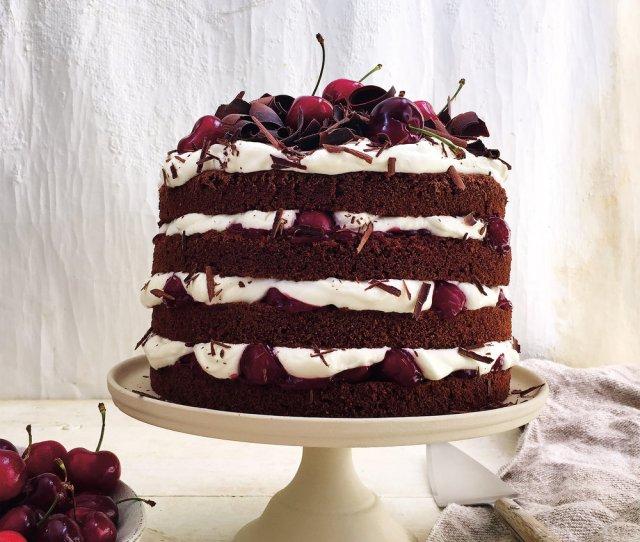 Black Forest Cake Ricardo