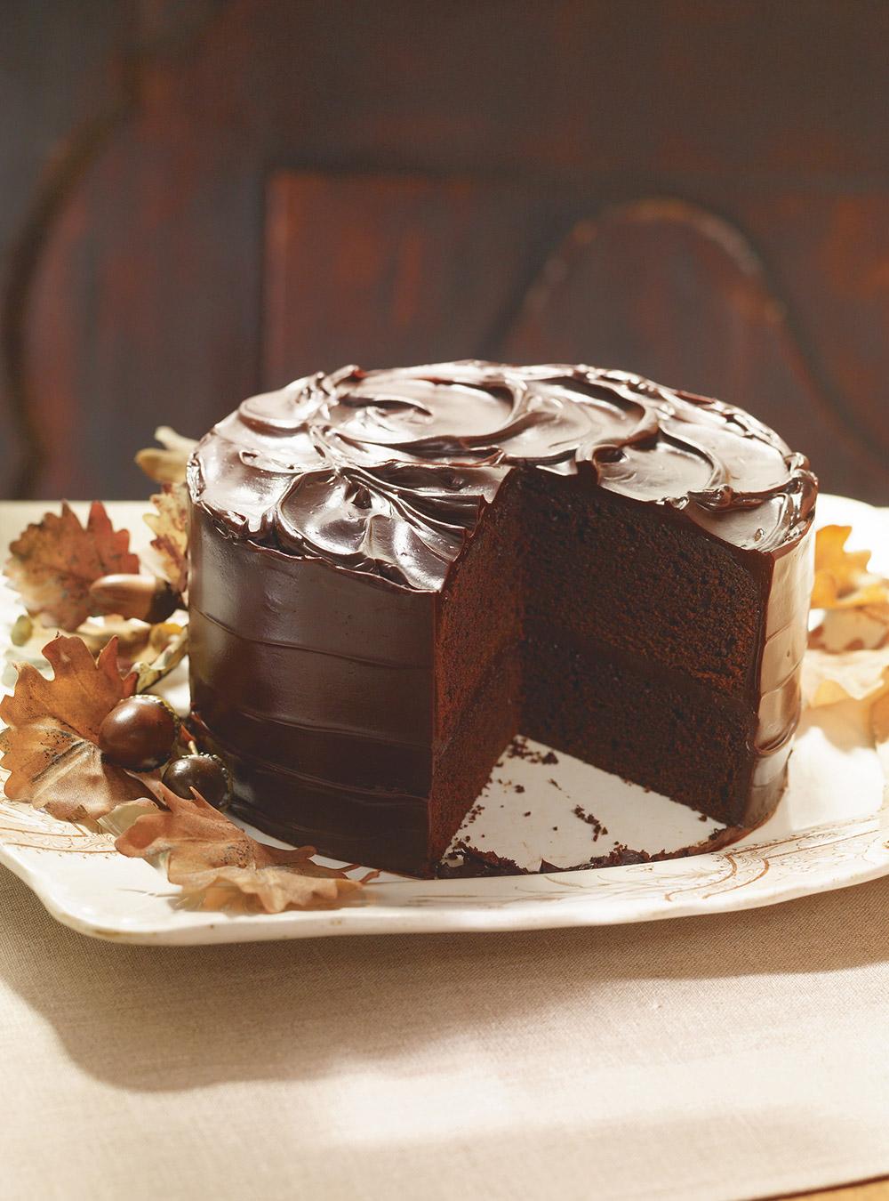 Ricardo gateau banane double chocolat  Secrets culinaires gteaux et ptisseries blog photo