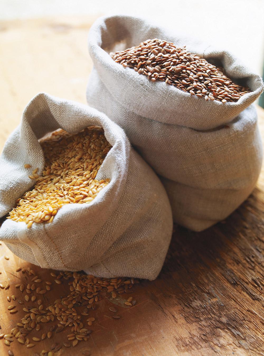 Comment Moudre Les Graines De Lin : comment, moudre, graines, Crêpes, Fines, Graines, Ricardo