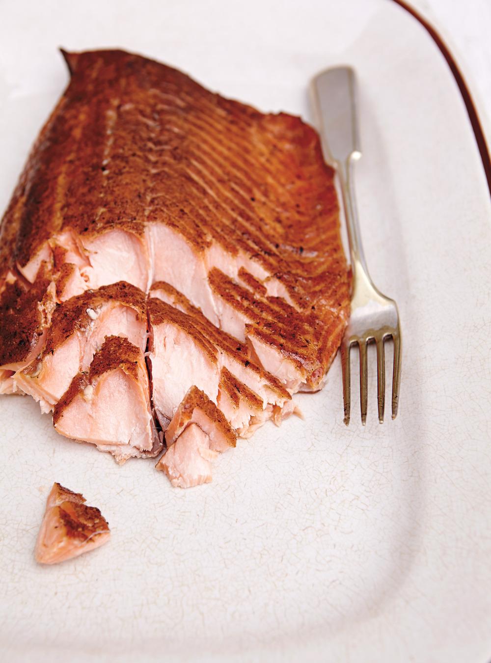 Faire Du Saumon Fumé : faire, saumon, fumé, Saumon, Fumé, Chaud, Ricardo