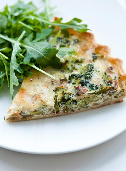 Broccoli Quiche Ricardo