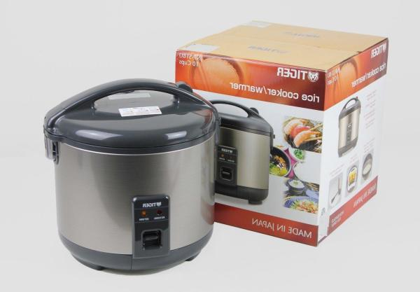Tiger Rice Cooker Stainless Steel Ricecookeri